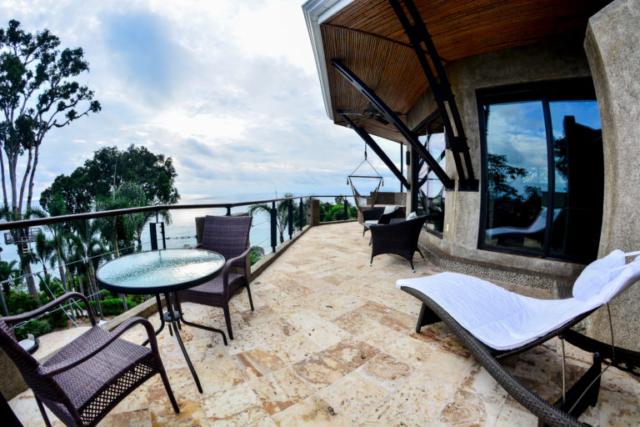 Property deck