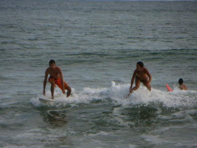 Surfing Punta Gabriela Costa Rica