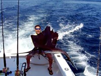 Fishing Costa Rica Trip